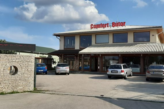 Comfort Line Bútor – Veszprém – Lineanatura Matrac Szaküzlet